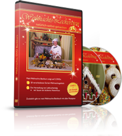 weihnachtsbackkurs, dvd Cover, 250 x 278